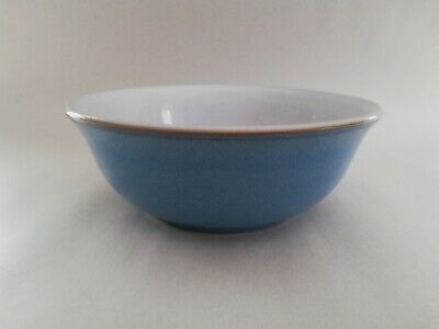 Denby Colonial Blue Smaller Fruiit/ Cereal Bowl 5.75 Inches  • 9.99£