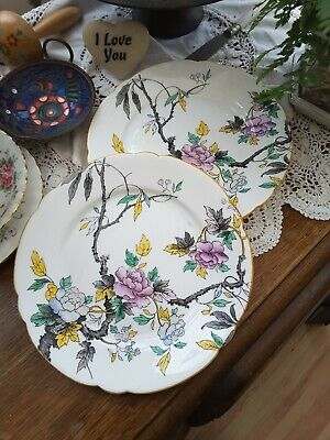 Vintage Shelley China Side Plates  • 10£