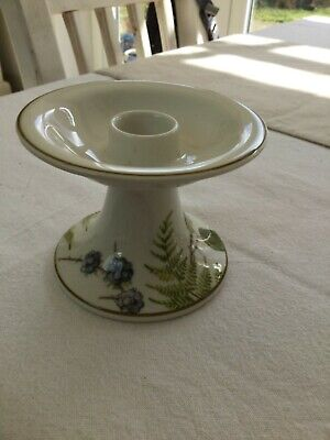 Villeroy & Boch Candle Holder With Flower, Leaves And Fruit  • 3£