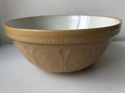 Vintage Green's 10.25   Diameter Mixing Bowl Collectable Kitchenalia • 8£