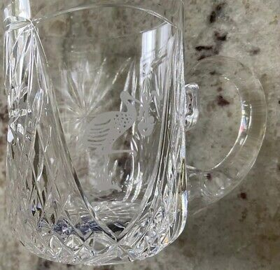 Tyrone Crystal New Baby Cup NWOT • 20£