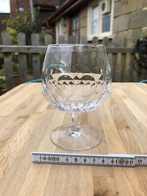 Single Waterford Curraghmore Pattern Brandy Snifter • 55£