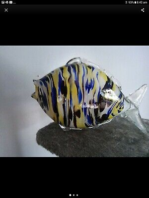 Vintage Murano Glass Fish  - Collectable • 8.50£