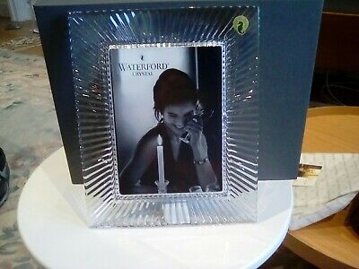 Waterford Crystal Photo Frame • 25£