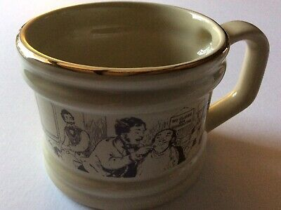 Collectable Vintage Wade Stoneware Shaving Mug • 7.50£