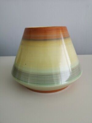 Art Deco Shelley  Harmony  Shape 929 Vase  • 19.99£