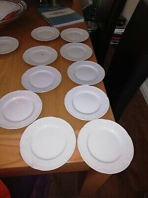 Marks And Spencer Stamford Side Plates 10 • 8.60£