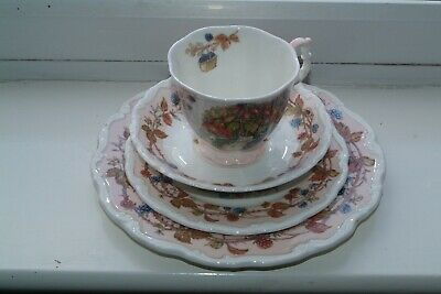 Royal Doulton Brambly Hedge Autumn Full Size Set Of 4 • 45£