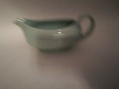 Woods Ware Beryl Green Sauce Boat No Stand • 15£