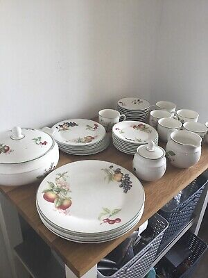 Marks & Spencers Ashberry Crockery Cup Saucer Jug Tureen Plates Assorted Price P • 14.95£