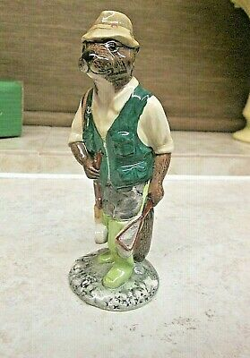 Beswick Figurine 'Fisherman Otter' With Box English Country Folk Collection • 13.99£