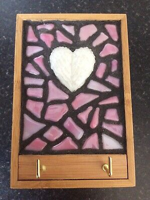 Stained Glass Key Holder • 12£