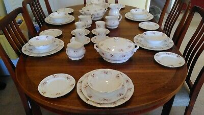Duchess  Glen  Dinner Service For 6 People And Part Teaset • 49.99£