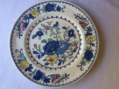 Vintage MASONS Ironstone Regency Dinner Plate 9in • 4.99£