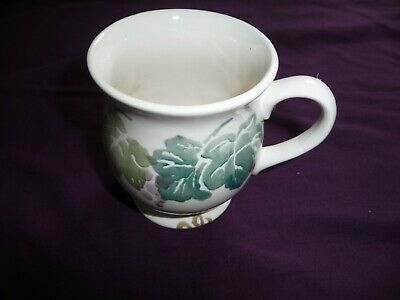Royal Winton TRADITION Hand Decorated Sponge Ware Mug - Superb • 4.50£