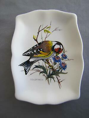 Axe Vale Pottery, Devon Goldfinch Small Dish • 4.29£
