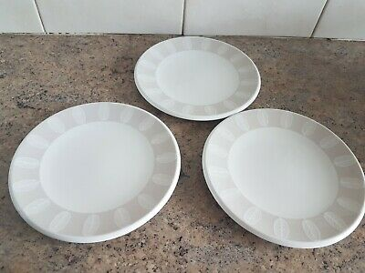 Villeroy Boch CITY PARK Metropolitan Collection  Tea Plates X 3 • 14.99£
