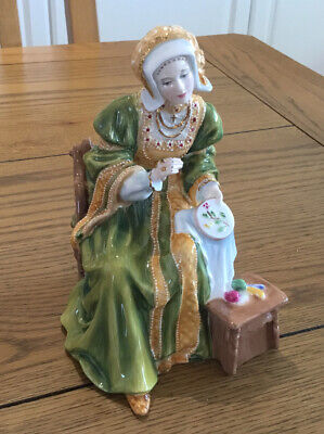 Royal Doulton Anne Of Cleves Hn3356 Figurine Ltd/ed In Exc/con🔥now Reduced🔥 • 134.95£
