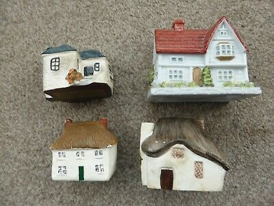 Model Houses Cottages Job Lot See Pic • 7.99£