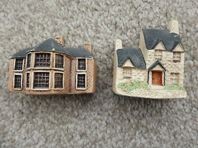 Philip Laureston Miniature Cottage House Uk 704 And House Collectable • 7.99£
