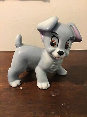 WADE Disney Blow Up Scamp Figurine (Lady And The Tramp) Lot 2 • 26.99£