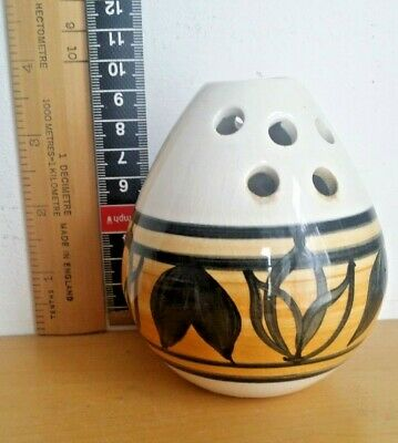 Jersey Pottery Posy Vase 1970's Vintage Collectables • 1£