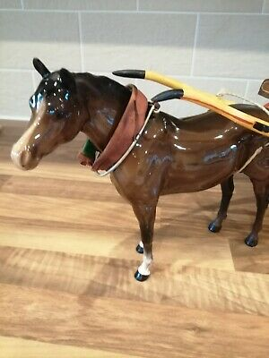 Beswick Horse And Cart. Lovely Condition • 25£
