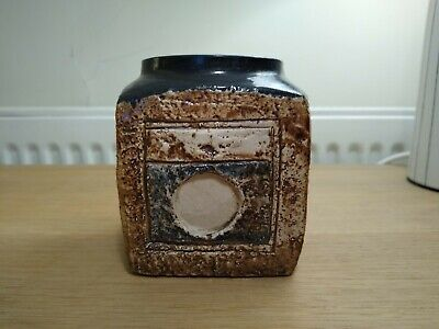 Authentic 1970's  Troika Marmalade Pot By Teo Bernatowitz . A1 Condition. • 115£