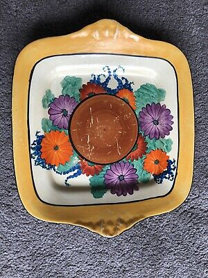Clarice Cliff Gayday Large Serving Plate  • 45£