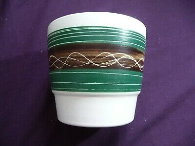 CINQUE PORTS POTTERY POT - MONASTERY RYE - LOVELY - Must See • 2.25£