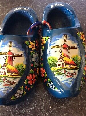 Two Pairs Clogs Ornaments • 0.99£