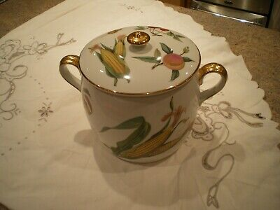 Royal Worcestor Evesham Soup Tureen - Rare Example In Excellent Condition • 35£