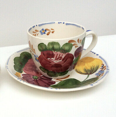 Simpsons Belle Fiore Cup And Saucer • 9.99£