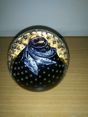 Vintage Caithness Glass Paperweight  • 10£