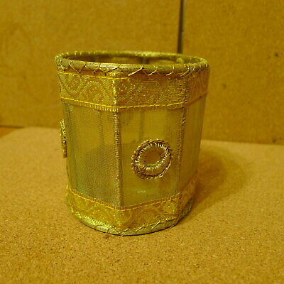 1940s Glass Lined Ornament...Vase ???....Undamaged...... GC • 5£