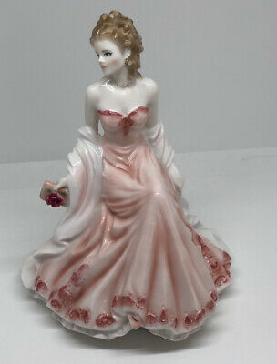 Royal Worcester Figurine Royal Premiere Glittering Occasions Fine Bone China '96 • 59.99£