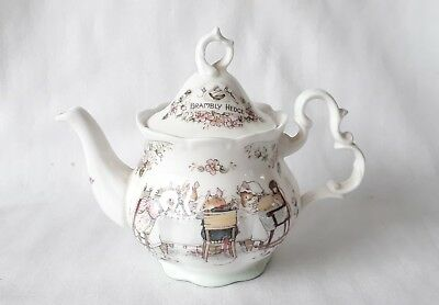 Miniature Brambly Hedge Tea Service Teapot  • 55£