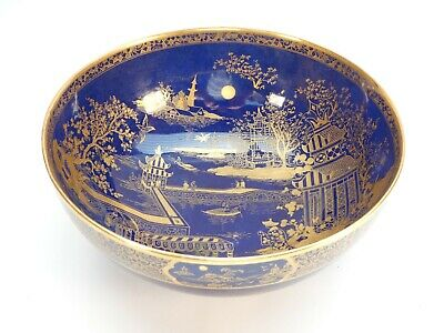 Large Wiltshaw And Robinson Carlton Ware Chinoiserie Bowl • 95£