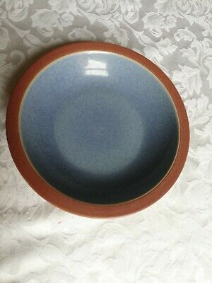 Denby Juice Berry Rimmed Soup Bowl 8.25 Inches  • 10.99£