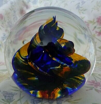 Selkirk Glass Paperweight 2006  • 10£