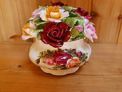 Old Country Roses Royal Albert Bone China 1962 Made In England  • 16£