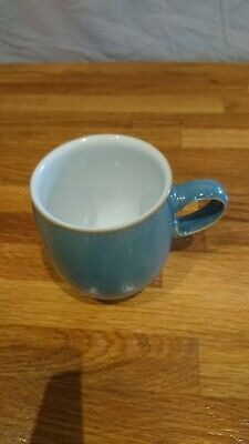 Denby Azure Large Curve Mug 400ml - Excellent Condition • 4£