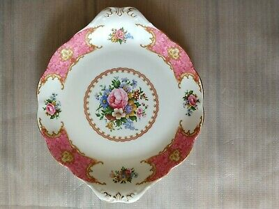 Royal Albert Lady Carlyle Serving Plate, Second • 8£