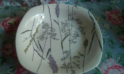 Midwinter   Whispering Grass  Square Bowl • 4£