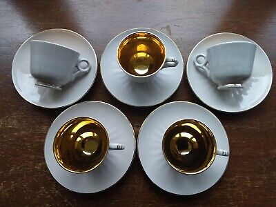 Figgjo Flint Norway Coffee Cups And Saucers • 10£