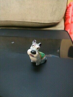 Wade Disney Porcelain Figure Jockie The Scottie Dog Lady And The Tramp Whimsies  • 8.90£