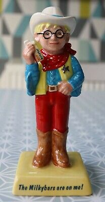 Royal Doultan Milky Bar KId Millennium Collectables No 1370 Of 2000 • 30£