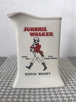 Jonnie Walker Scott Whisky 🥃 Collectable Jug By Wade • 17£