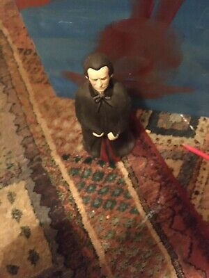 Wade Dracula Ltd Edition With Wade Stamp - 40 Yrs CHRISTOPHER LEE.. • 2.20£