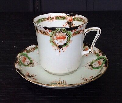 Antique Sutherland Art China Cup And Saucer • 4.50£